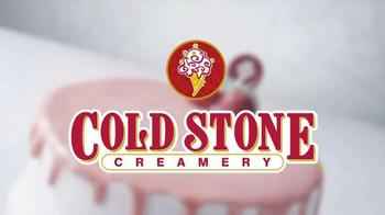 Cold Stone Strawberry Splendor TV Spot, 'Celebrate Mother's Day' - Thumbnail 1