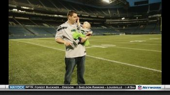 NFL Newborn Fan Club TV Spot, 'Seahawks' Lucky Onesie' - 237 commercial airings
