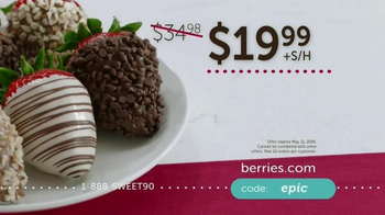 Shari's Berries TV Spot, 'Berries for Mother's Day' - Thumbnail 4