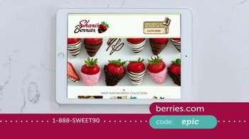 Shari's Berries TV Spot, 'Berries for Mother's Day' - Thumbnail 7