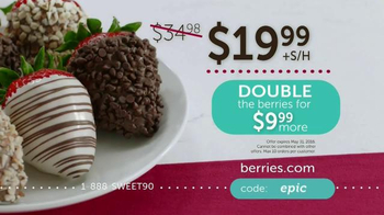 Shari's Berries TV Spot, 'Berries for Mother's Day' - Thumbnail 8