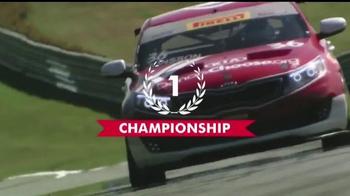 2016 Kia Optima TV Spot, 'Racing DNA' - Thumbnail 5