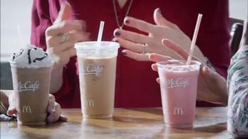 McDonald's TV Spot, 'Stories and Drinks' - Thumbnail 1