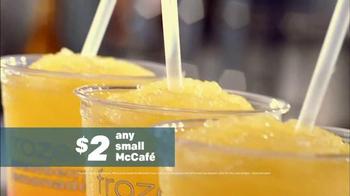McDonald's TV Spot, 'Stories and Drinks' - Thumbnail 3
