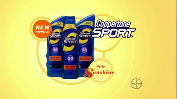 Coppertone Sport TV Spot, 'Soccer Game' Featuring Kelley O'Hara - Thumbnail 9