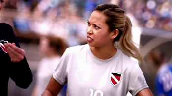 Coppertone Sport TV Spot, 'Soccer Game' Featuring Kelley O'Hara - Thumbnail 2