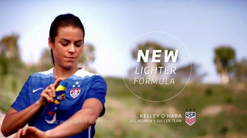 Coppertone Sport TV Spot, 'Soccer Game' Featuring Kelley O'Hara - Thumbnail 4