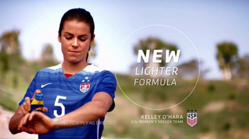 Coppertone Sport TV Spot, 'Soccer Game' Featuring Kelley O'Hara - Thumbnail 5