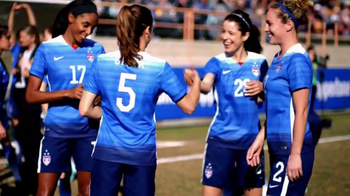 Coppertone Sport TV Spot, 'Soccer Game' Featuring Kelley O'Hara - Thumbnail 7