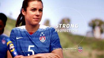 Coppertone Sport TV Spot, 'Soccer Game' Featuring Kelley O'Hara