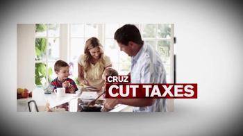 Cruz for President TV Spot, 'Not Easy' - Thumbnail 5