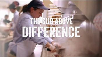 Jersey Mike's Cheesesteak TV Spot, 'The Sub Above Difference: Grilled' - Thumbnail 1
