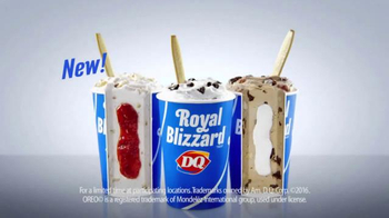 Dairy Queen Royal Blizzard Treats TV Spot, 'The Treats Have Arrived' - Thumbnail 10
