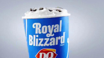Dairy Queen Royal Blizzard Treats TV Spot, 'The Treats Have Arrived' - Thumbnail 8