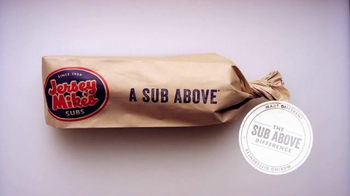 Jersey Mike's Turkey TV Spot, 'The Sub Above Difference: All Sub' - Thumbnail 9