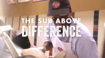 Jersey Mike's Turkey TV Spot, 'The Sub Above Difference: All Sub' - Thumbnail 2