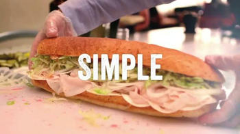 Jersey Mike's Turkey TV Spot, 'The Sub Above Difference: All Sub' - Thumbnail 3