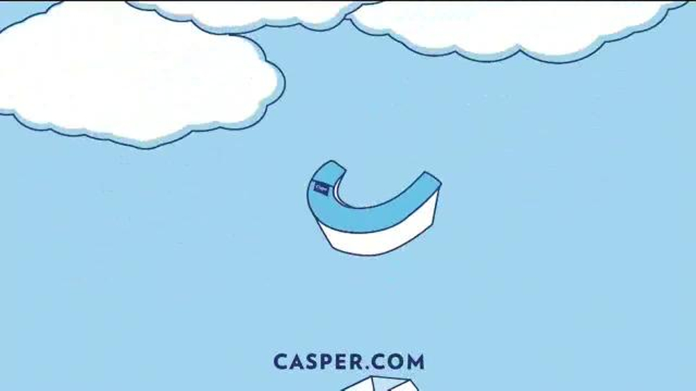 Casper Tv Commercial Embrace Change Ispot Tv