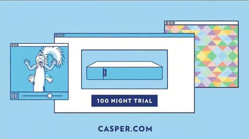 Casper TV Spot, 'Embrace Change' - Thumbnail 7