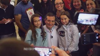 Cruz for President TV Spot, 'Solutions' - Thumbnail 10