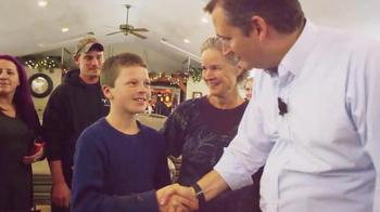 Cruz for President TV Spot, 'Solutions' - Thumbnail 9