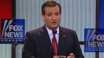 Cruz for President TV Spot, 'Solutions'