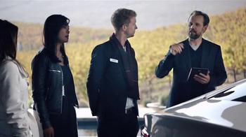 2016 Chevrolet Malibu TV Spot, 'One Word: Swanky' - Thumbnail 1