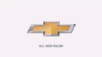 2016 Chevrolet Malibu TV Spot, 'One Word: Swanky' - Thumbnail 9