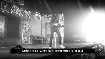 AEG Live TV Spot, 'Bumbershoot 2016: Seattle Center' Song by Macklemore - 25 commercial airings