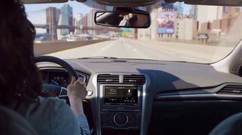2016 Ford Fusion TV Spot, 'Walk in the Park' Song by X Ambassadors - Thumbnail 2