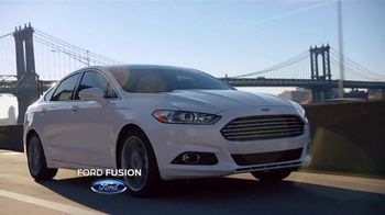 2016 Ford Fusion TV Spot, 'Walk in the Park' Song by X Ambassadors - Thumbnail 3