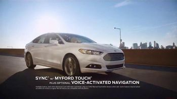 2016 Ford Fusion TV Spot, 'Walk in the Park' Song by X Ambassadors - Thumbnail 6