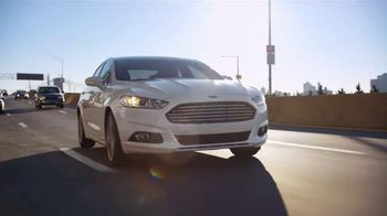2016 Ford Fusion TV Spot, 'Walk in the Park' Song by X Ambassadors - Thumbnail 7