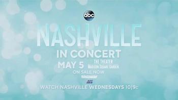 AEG Live TV Spot, 'Nashville in Concert' - Thumbnail 6