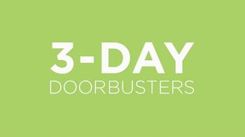 Kohl's TV Spot, 'Three-Day Doorbusters' - Thumbnail 3