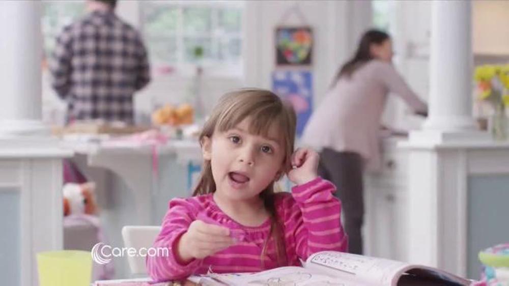 Care.com TV Commercial, 'Am I Cute?'