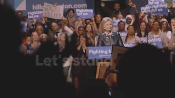 Hillary for America TV Spot, 'Love and Kindness' - Thumbnail 9