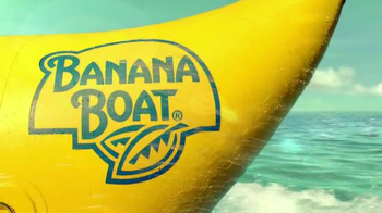Banana Boat TV Spot, 'Stays on in Seven Conditions' - Thumbnail 1