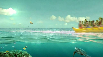 Banana Boat TV Spot, 'Stays on in Seven Conditions' - Thumbnail 3