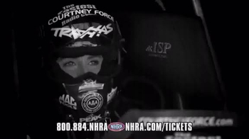 NHRA TV Spot, 'Spring, Southern and Kansas Nationals'