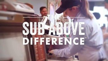 Jersey Mike's TV Spot, 'The Sub Above Difference: Roast Beef' - Thumbnail 1