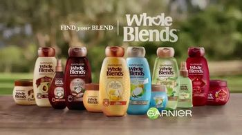 Garnier Whole Blends TV Spot, 'A Smooth Way to Care for Frizz-Prone Hair' - Thumbnail 7