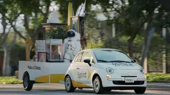 Sprint TV Spot, 'The Mission' - 1796 commercial airings