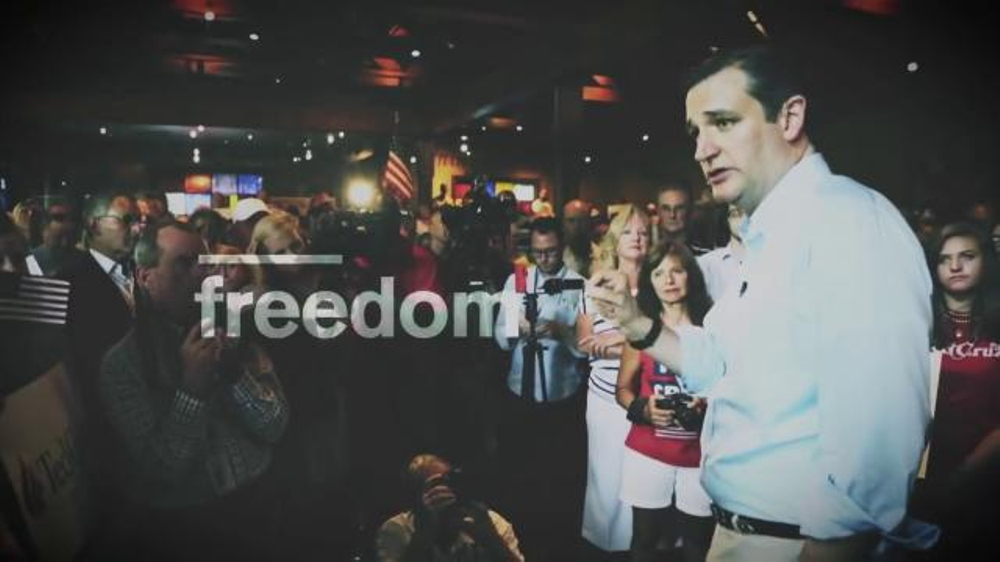 Cruz for President TV Commercial, 'Right'