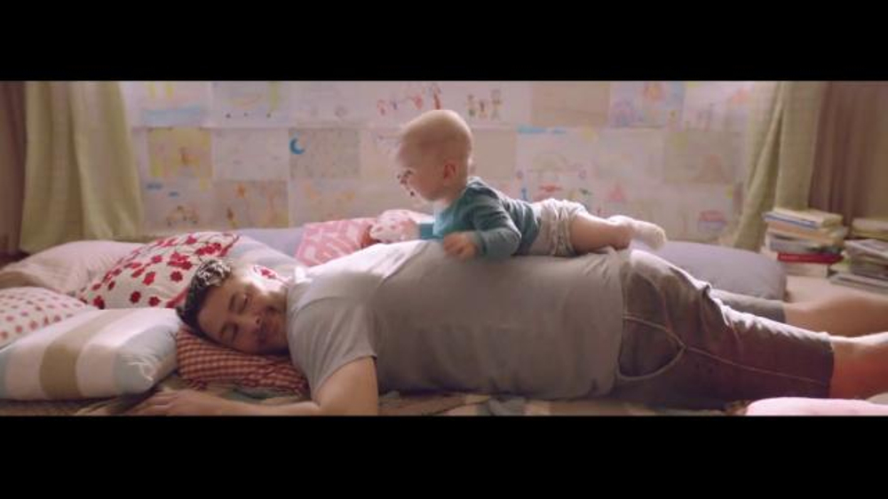 Johnson's Baby TV Commercial, 'Discovering the Joy of Fatherhood' - Video