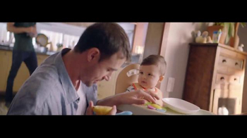 Johnson's Baby TV Spot, 'Discovering the Joy of Fatherhood' - Thumbnail 7