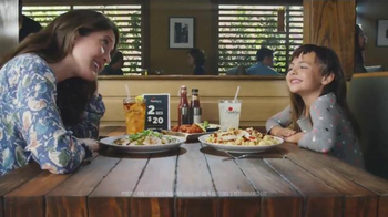 Applebee's 2 for $20 TV Spot, 'First Haircut'