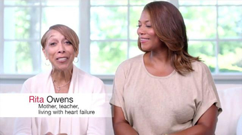 American Heart Association TV Spot, 'Strong Mom' Featuring Queen Latifah - 4 commercial airings