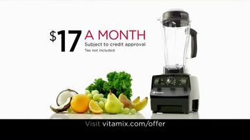 Vitamix TV Spot, \'Built to Last Offer\'
