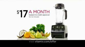 Vitamix TV Spot, 'Built to Last Offer'